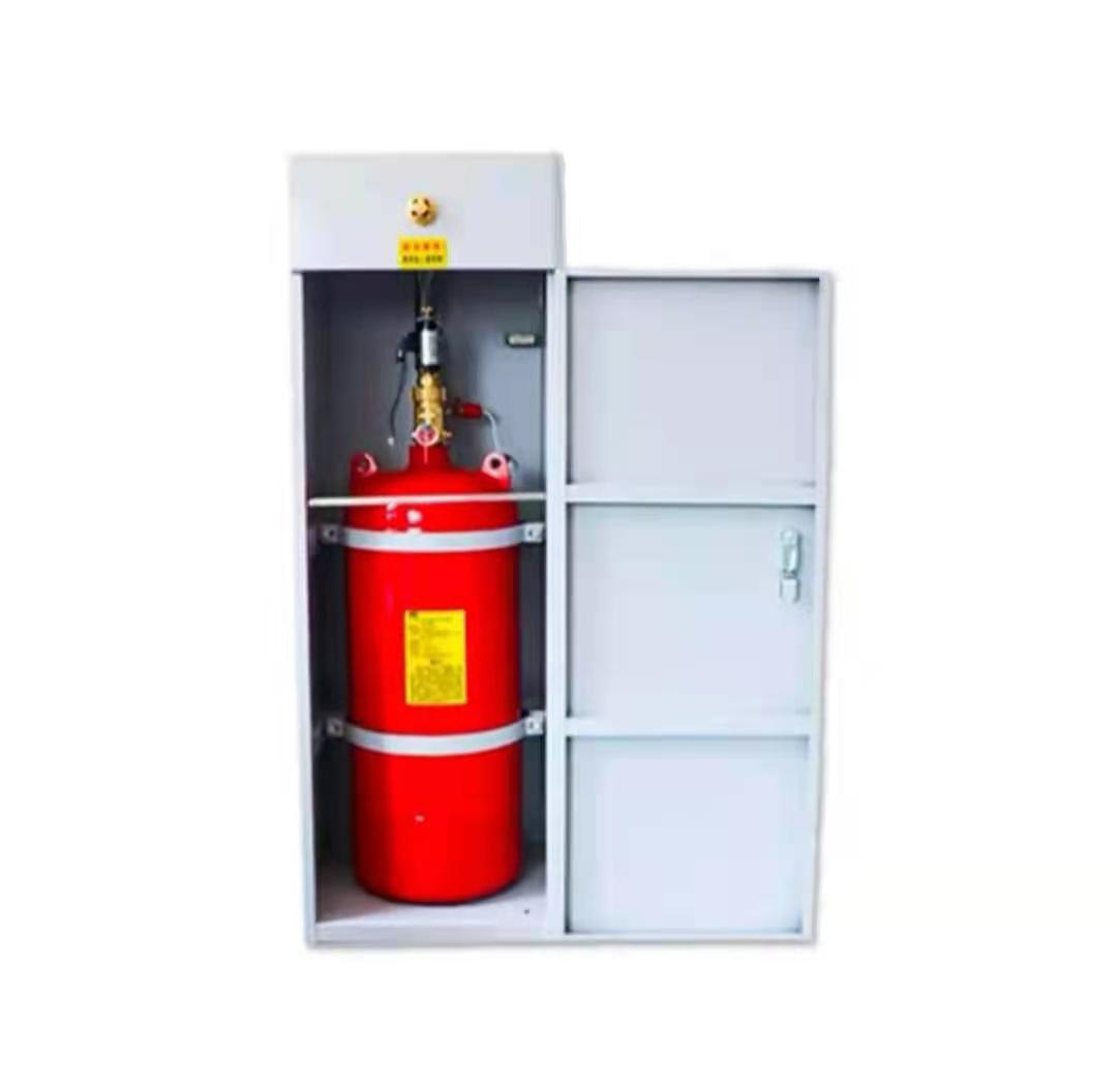 柜式七氟丙烷装置