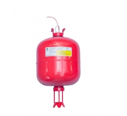 悬挂式七氟丙烷装置