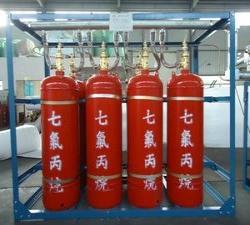 七氟丙烷气体灭火